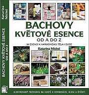 kniha Bachovy květové esence od A do Z
